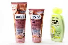 Haarshampoo mit silikon