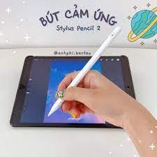 Mua [Mã SKAMPUSHA8 giảm 8% đơn 300K] Bút Cảm Ứng Stylus Pencil Gen 2 Cho  iPad Máy Tính Bảng Điện Thoại790 với giá ưu đãi 790.000 ₫