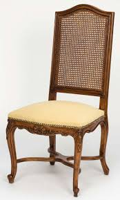 high back wood dining room chairs. french cane tall high back dining chairs set of 8 wood room