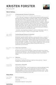 Undergraduate Resume Template Classy Simple Resume Template Resume Template Undergraduate Simple