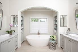 bathroom designs with freestanding tubs. Plain Tubs Master Bathroom Remodel  Freestanding Tub Bathroom Renovation Gray  Cabinetry Free Standing Tub Quartz Countertops Brizo With Designs Tubs N