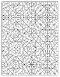 Small Picture Pattern Coloring Pages Bestofcoloringcom