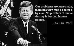 Jfk Famous Quote