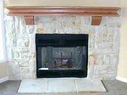Austin Stone Fireplace Veneer Ideas Cost.