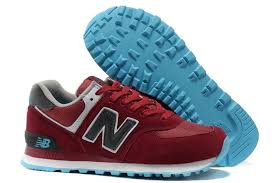 new balance shoes red and blue. new balance ml574mbg 2013 retro for women sneakers wine red blue shoes and u