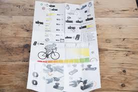 Bicycle Headlight Comparison Chart Garmin Varia Ut800 Smart Bike Light In Depth Review Dc