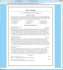 Best Resume Writing Software Amazing Resume Maker Software Resume Writing Tips A Cover Letters