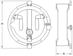 GB internal clearance gauges for cylindrical roller bearings - GB 4944