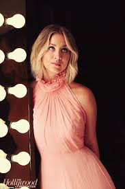 not a fan in an interview with the hollywood reporter kaley cuoco revealed the