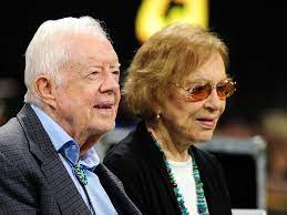 Jimmy And Rosalynn Carter Are ...
