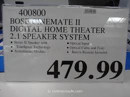 bose gs series 2. bose cinemate gs series ii digital home theater speaker system 8 2