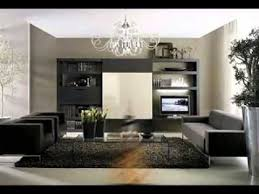 Black Furniture Living Room Design Decor Ideas  Youtube with regard to Black  Furniture Living Room