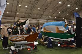 31st boatbuilders show brings spring back to maine