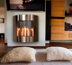 the inspiration indoor outdoor gel fueled fireplace