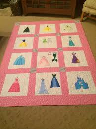 Disney princess quilt. Hand made! | For Mom and Her Friends ... & Disney princess quilt. Hand made! Adamdwight.com