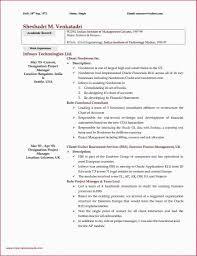 Resume Samples For Sales And Marketing Manager Valid 64 Elegant