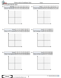 Grid Ratio Chart Grid Worksheets Free Commoncoresheets