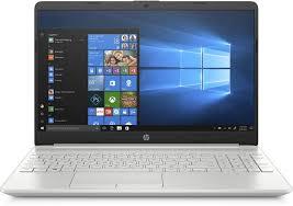 Купить Ноутбук <b>HP 15</b>-<b>dw0000ur</b>, 6PC91EA, <b>серебристый</b> в ...
