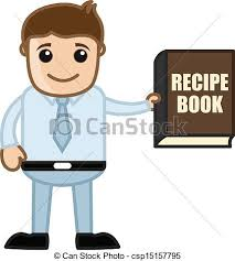 recipe book learn to cook csp15157795