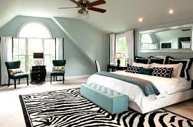 Zebra Bedroom Decorating Ideas Impressive Decoration
