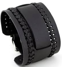 nemesis nw k black wide leather cuff wrist watch band watches nemesis nw k black wide leather cuff wrist watch band watches amazon