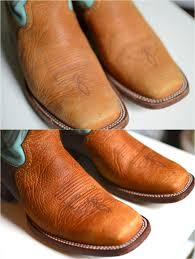 how to clean leather boots or any leather item with leather honey