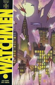 watchmen a metacomic ronald b richardson