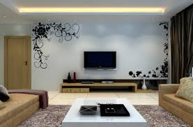 Latest Interior Design Of Living Room Excellent Living Room With Tv In Latest Home Interior Design With