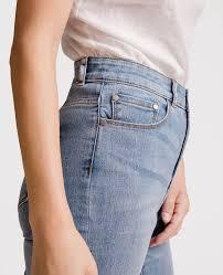 Japanese Denim High Rise Skinny Jeans
