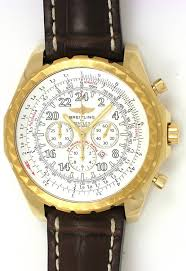 K22362 - Le 24 Dial Bentley Silver Out Mans Light Hour Breitling For Series Sold