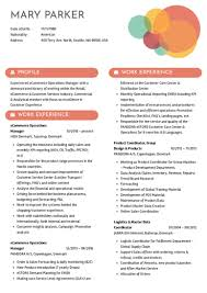 40 Resume Samples From Real Professionals Who Got Hired Kickresume Gorgeous Resume Pandora