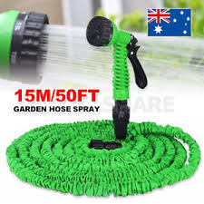 flexible garden hose. Image Is Loading 15M-Expanding-Expandable-Flexible-Garden-Water-Hose-Pipe- Flexible Garden Hose M