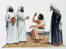 Life of Christ - Part 11 - Outside Galilee Ministry(2) - The Washed Hands