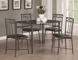 small metal dinette set