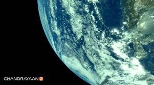 Chandrayaan-2 sends back images of Earth, and these are the ...