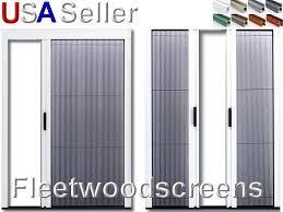 Sliding patio doors with screens Replacement Details About Retractable Pleated Folding Sliding Patio Door Screen Screens Custom Sizes Avaloniainfo Retractable Pleated Folding Sliding Patio Door Screen Screens Custom