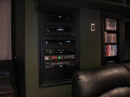 Home Theater Cabinet Fan Home Theater Equipment Rack Cedia Home Theater Installation