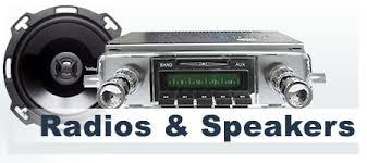 speakers parts. vw radios \u0026 speakers parts