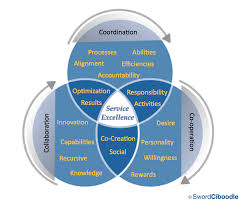 Customer Service Experience Definition Coordination Collaboration And Co Operation An Approach To Service