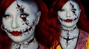 nightmare beforeistmas sally costume the costumessally makeup