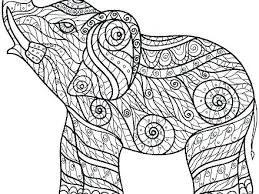 Advanced Coloring Page Doodles Advanced Coloring Page Free Printable