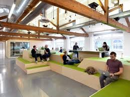 coolest office design. Contemporary Office Coolest Office 2016  Airbnb Village Green To Design E