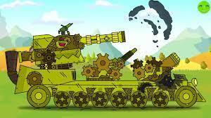 Iron Kap - Phim hoạt hình về xe tăng [Gerand VN] - YouTube