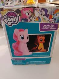 My Little Pony Pinkie Pie Night Light Unopened Toys