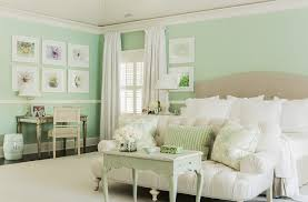mint green bedrooms cottage bedroom brookes and hill custom mint green wall paint