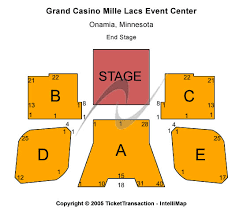 Allegany County Fair Seating Chart Grand Casino Hinckley Amphitheater Hinckley Mn