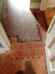 Victorian Kitchen Floors Victorian Tiled Kitchen And Hallway Floor Deep Cleaned In