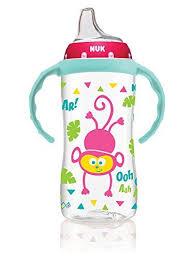 NUK Jungle Designs <b>Learner Cup</b>, 10-Ounce NUK https://www ...