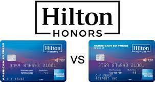 Detailed Comparison Hilton Honors Amex Ascend Vs Hilton Honors Amex