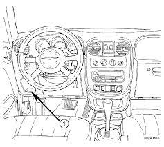 Interior fuse box pt cruiser nikkoadd interior i have it is location full